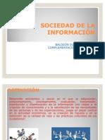 Diapositivas de Sociedad de ion