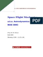 Orbital Mechanics Tolson 2005