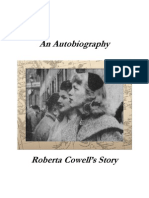 Roberta Cowell Story