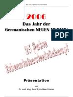 Praesentation Der GNM