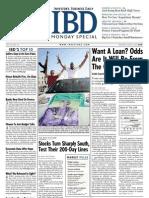 IBD20110131 AktiemarknadS&P 500 Index Aktiemarknad S&P 500 Index