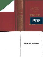 PIO IX ante la Historia. Leo Taxil. 1883