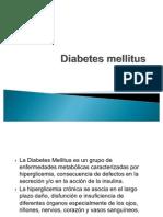Diabetes Mellitus PEDIA