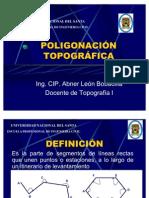 Clase Magistral de Topografía I 2008-I