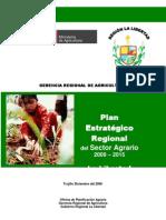 La Liber Tad Plan Estrategico Del Sector Agrario 2009 2015 1