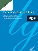 Léxico da Galiza