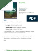 50 Live Tips Sample