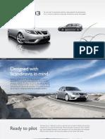 2008 Saab 9-3 Brochure GB