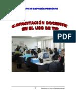 PROYECTO DE INNOVACIÓN CAPACITACION TIC