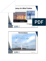 Anatomy of a Wind Turbine