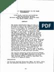 Precise T & F Intercomparison via VLF Phase Measurements