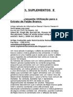 Extrato de Feijão Branco