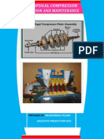Report on Centrifugal Compressor