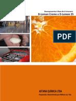 Astana Química - Desengraxantes Industriais à Base de D-Limoneno
