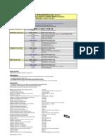 Examination Schedule Resits 5 2010-11