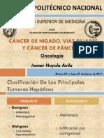 Tumores de Higado y Vias Biliares