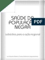 Sp Negra Subsidios Para Acao Regional