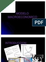 MODELO MACROECONOMICO