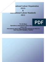 ILO and IL Standards