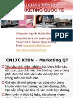 Marketing Quoc Te