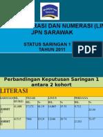 Status Linus Sarawak 2011 Edited