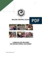 NCS Curriculum Framework Revised