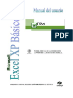 Manual Excel Xp Basico