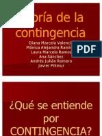 Diapositivas de Teoria Contingencial Expo Sic Ion