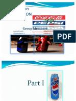 Prntn on Coke vs Pepsi