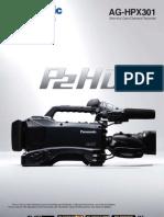 AG-HPX301E
