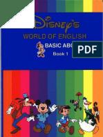 50444783 Disney s World of English Basic ABC s Book 1