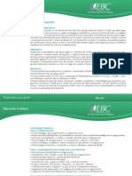 EBC Cursos y Talleres - Planeacion Financier A y Presupuestos