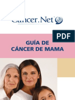 Cancer.net Guide to Breast Cancer ESP PDF