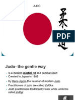JUDO Presentation