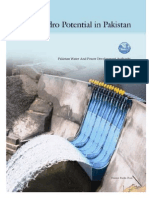 Hydro Potential in Pakistan Different Dams