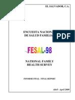 FESAL 1998