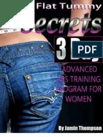 Fit n Flat Tummy Secrets