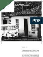 A deterioração do Patrimônio Histórico da cidade de Ouro Preto/MG