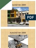 AutoCAD Ver 2009