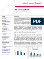 Global Credit Outlook
