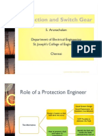 Introdution to protection and switchgerars