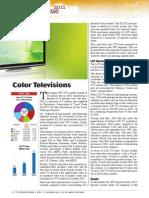 Color TV Annual Report 2010