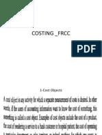 Costing Frcc