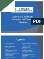 Sistema General de Seguridad Social en Pensiones 2011
