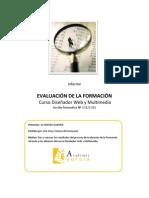 Informe Evaluacion Academia Aurora