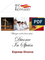 Express Divorce Spain