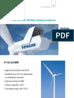 V112-3MW & VTC
