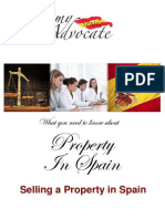 Selling a Property in Spain (Real Estate Lawyer in Spain)