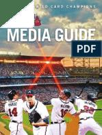 2011 Atlanta Braves Media Guide