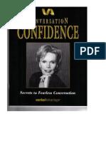 Self eBook) Conversation Confidence - Workbook - (Leil Lowndes)